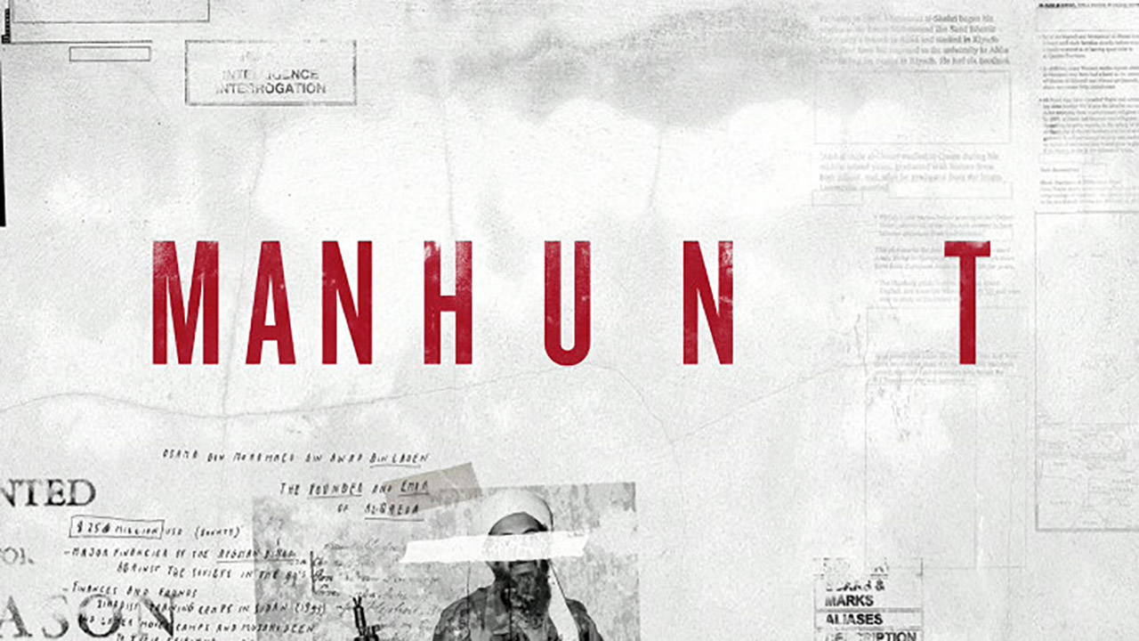 Director Greg Barker's 'Manhunt' Doc