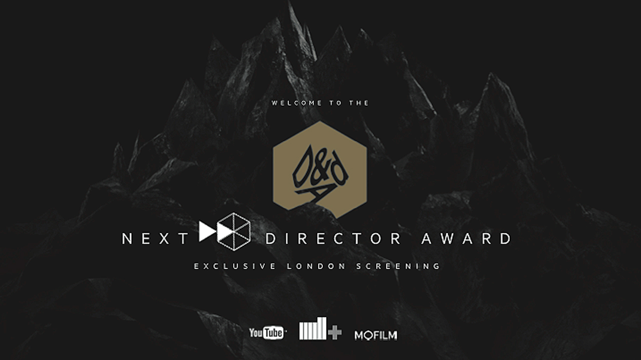 D&AD 2015: Next Director Award