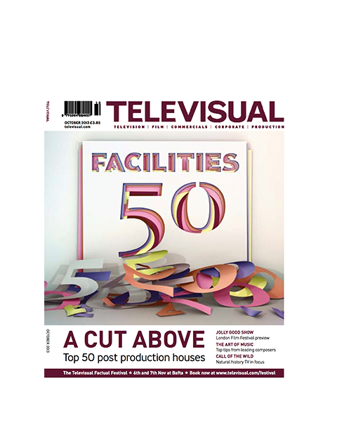 Televisual Facilities 50 2013