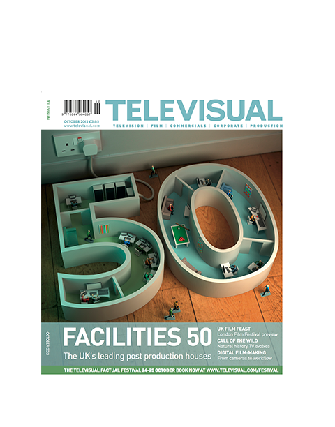 Televisual Facilities 50 2012