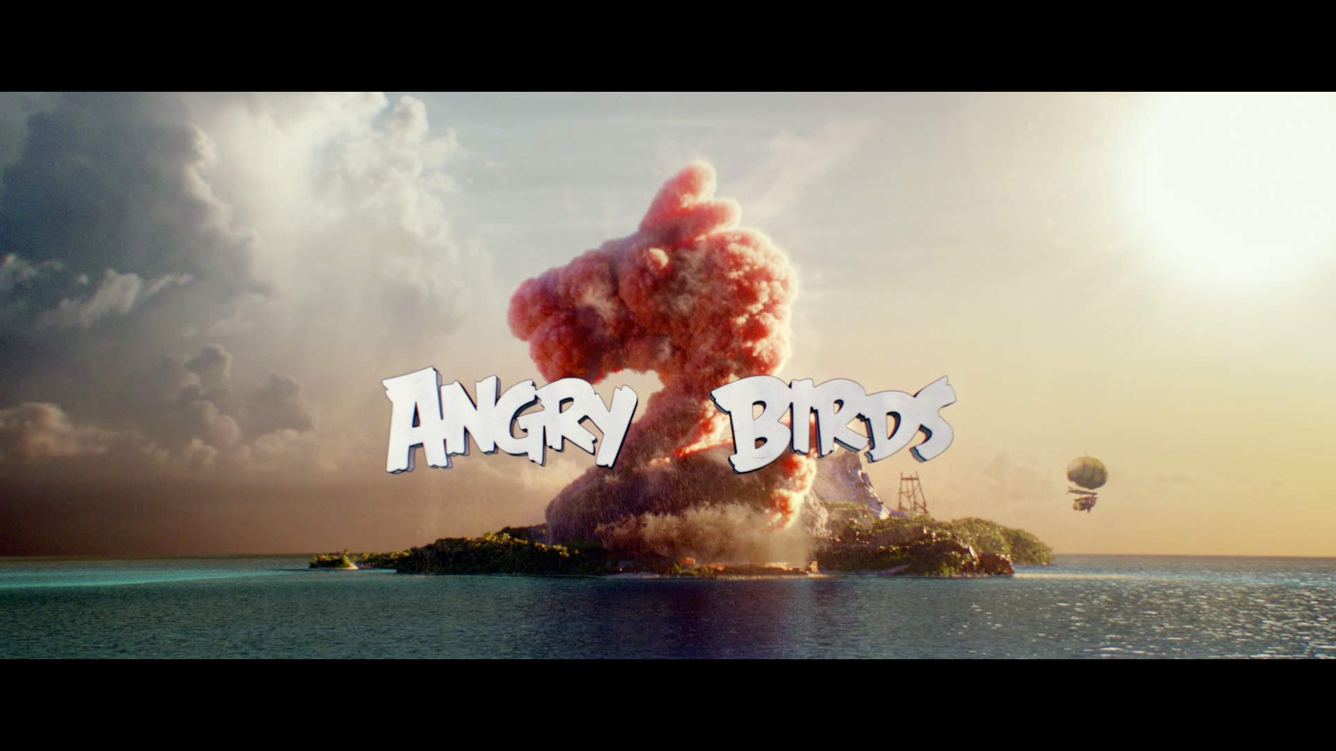 Behind The Scenes of the Angry Birds 2 Launch Film
