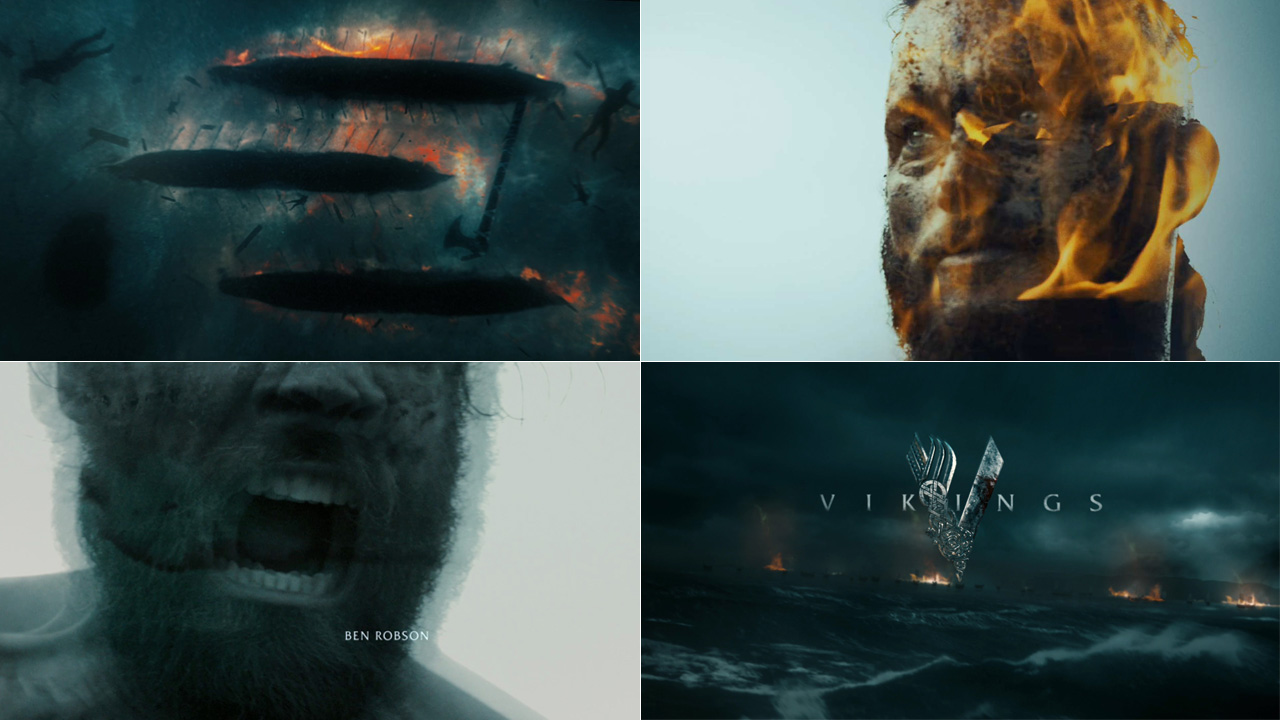 Vikings Season 4 Main Titles