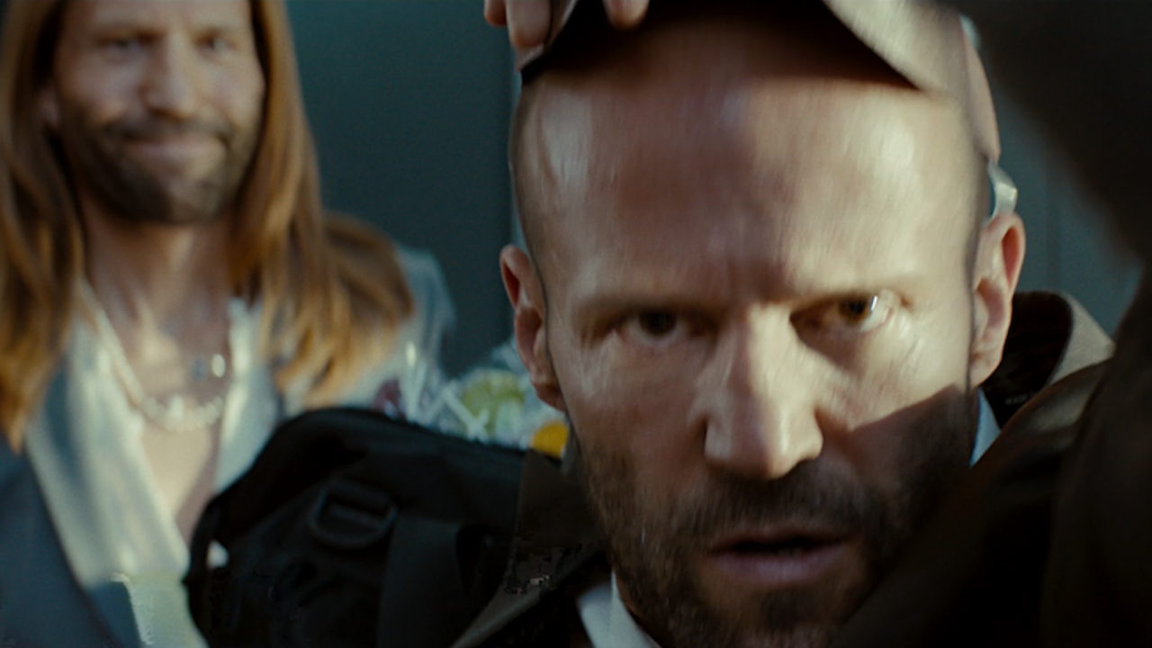 See the Spot: Jason Statham Stars in LG's G5 Ad