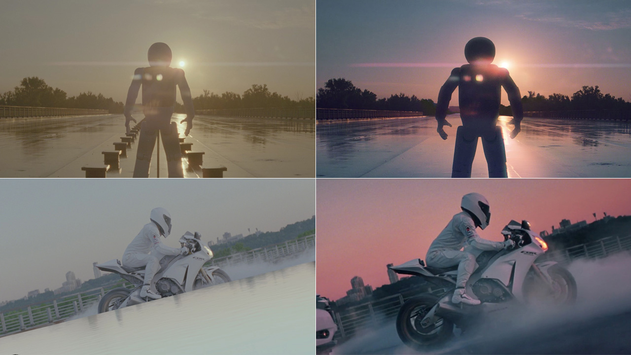 Behind the Project: Honda 'Ignition' with Colourist James Bamford
