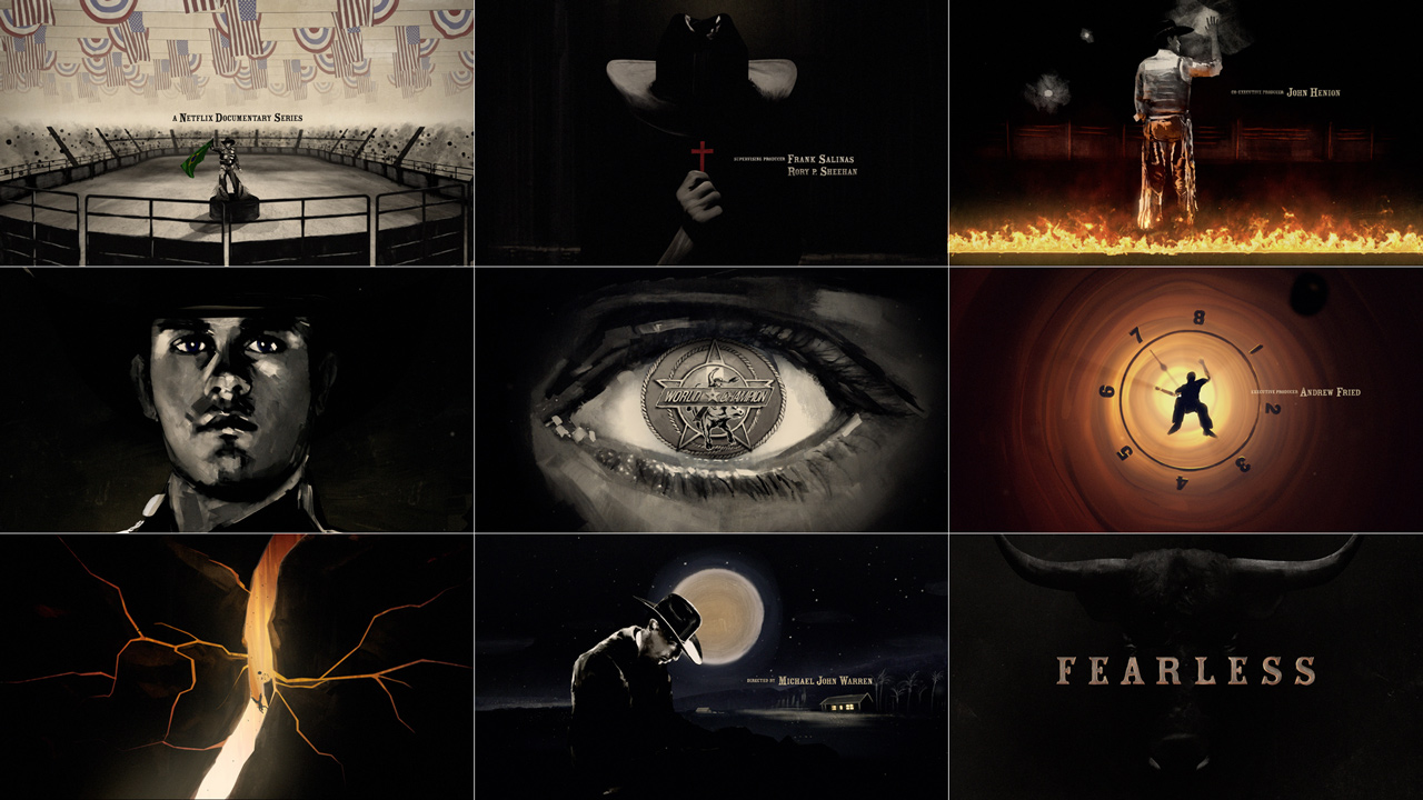 Behind the Project: Fearless Title Sequence
