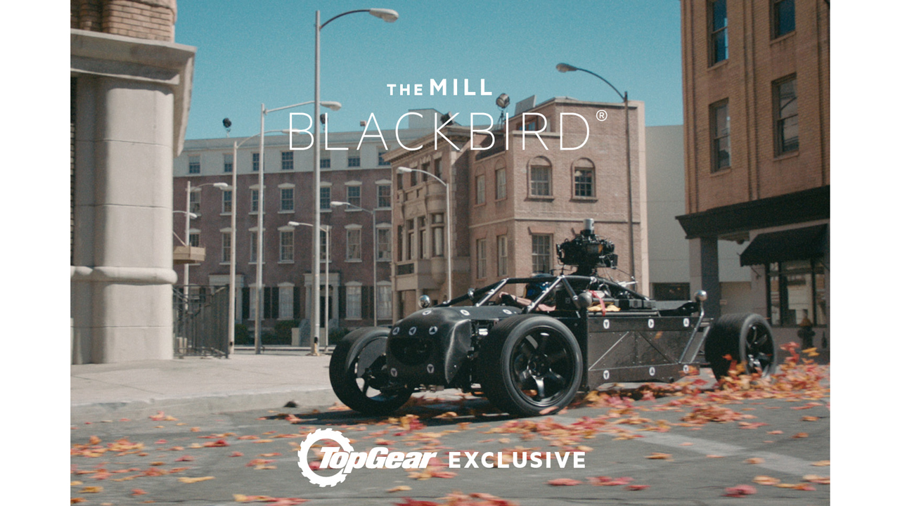 Top Gear Exclusive: Meet The Mill Blackbird