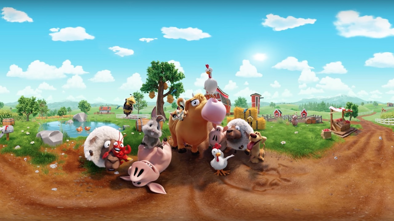 Behind the Project: Hay Day '360 Hug'