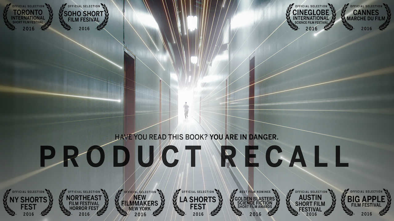 Behind The Project: 'Product Recall' Short Film