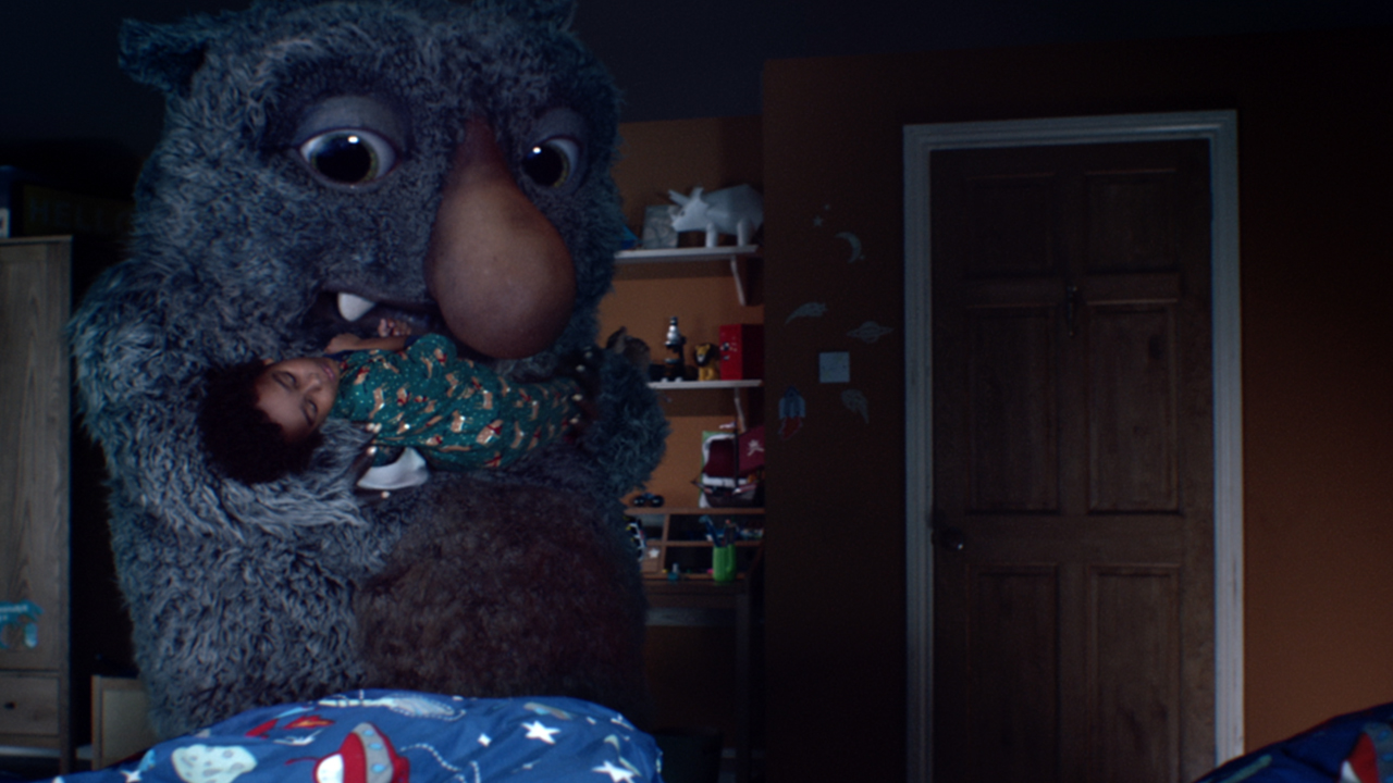 John Lewis 'Moz the Monster' by Adam&EveDDB