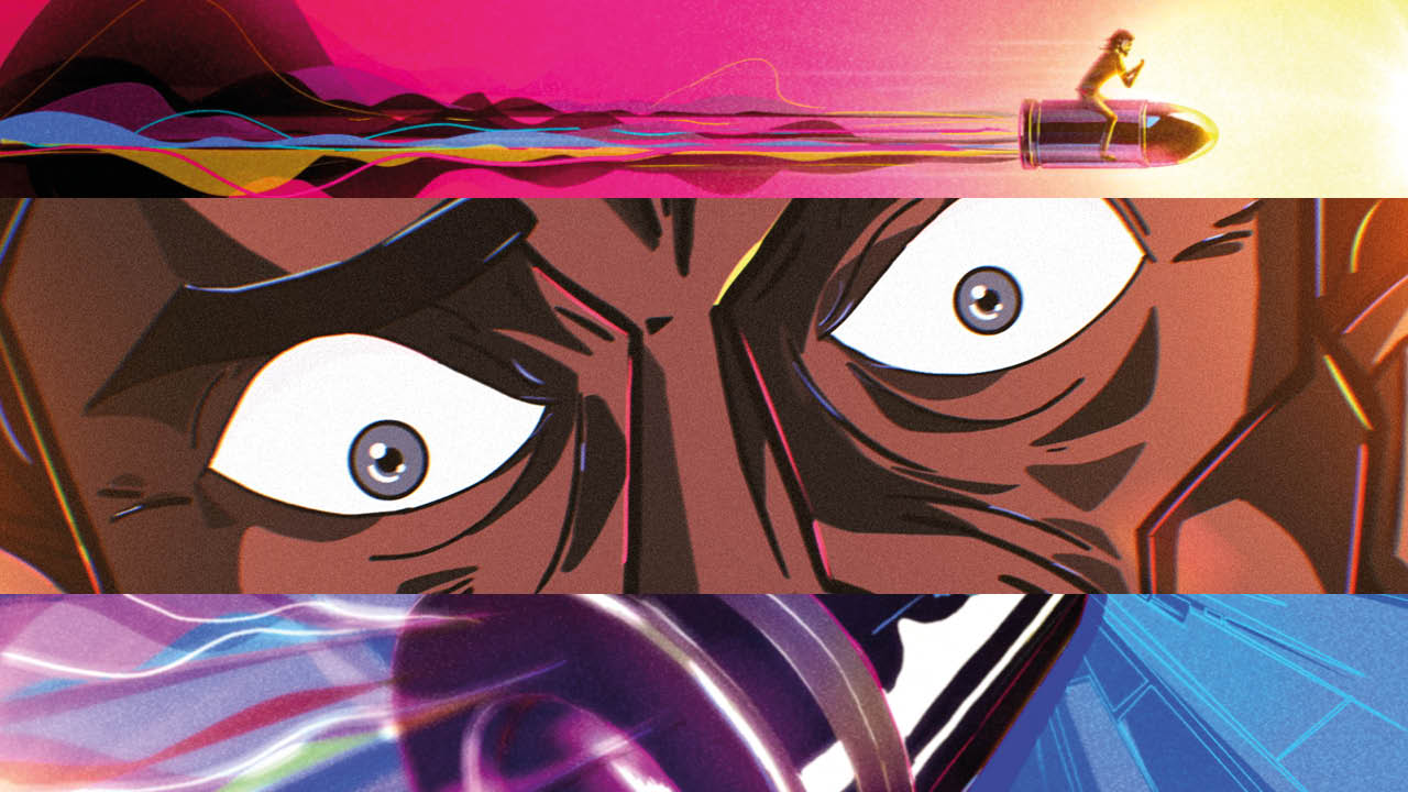 The Psychedelic Animation Behind The Pirates of Somalia