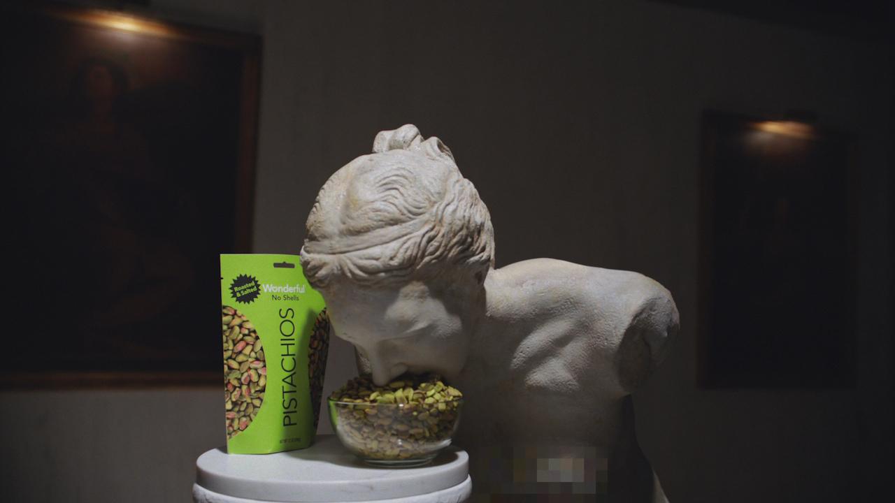 Editor's Pick: Wonderful Pistachios 'Venus'