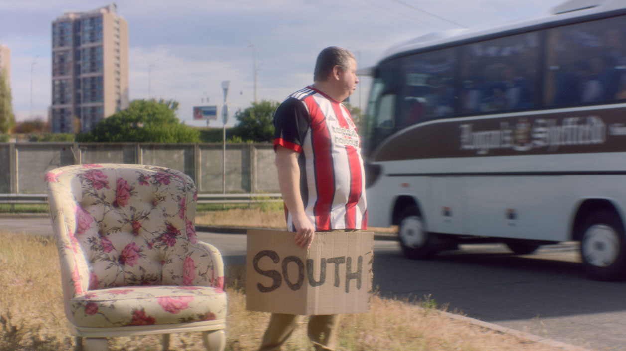 HOT SHOT: Sky Sports 'Take Your Seat'