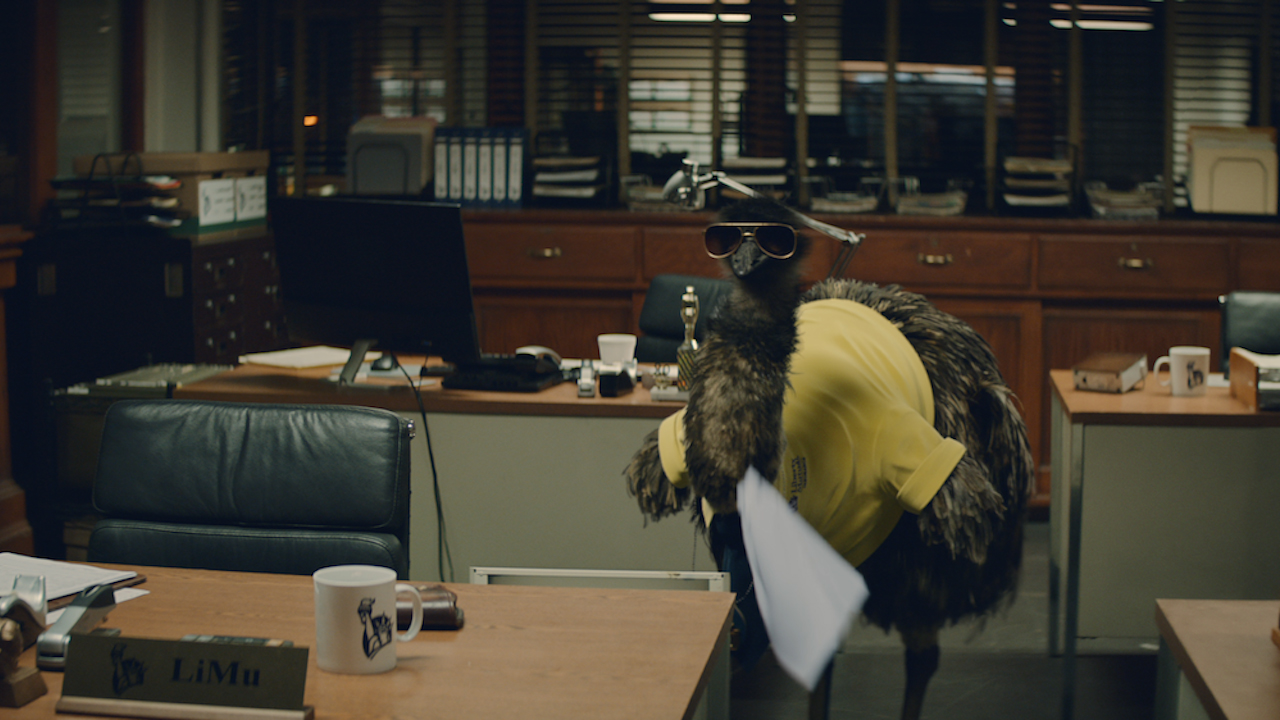 Liberty Mutual Puts A Bird On It In New Campaign From Goodby